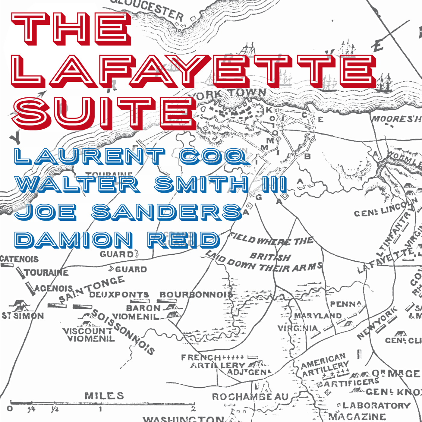 Laurent Coq/Walter Smith III The Lafayette Suite