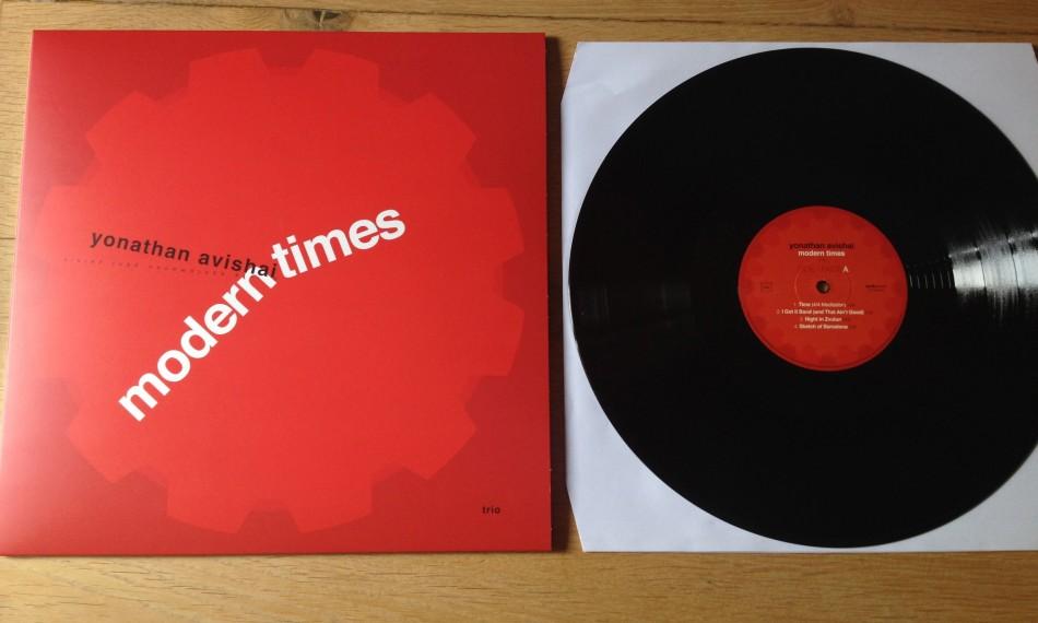 Vinyle Modern Times Yonathan Avishai