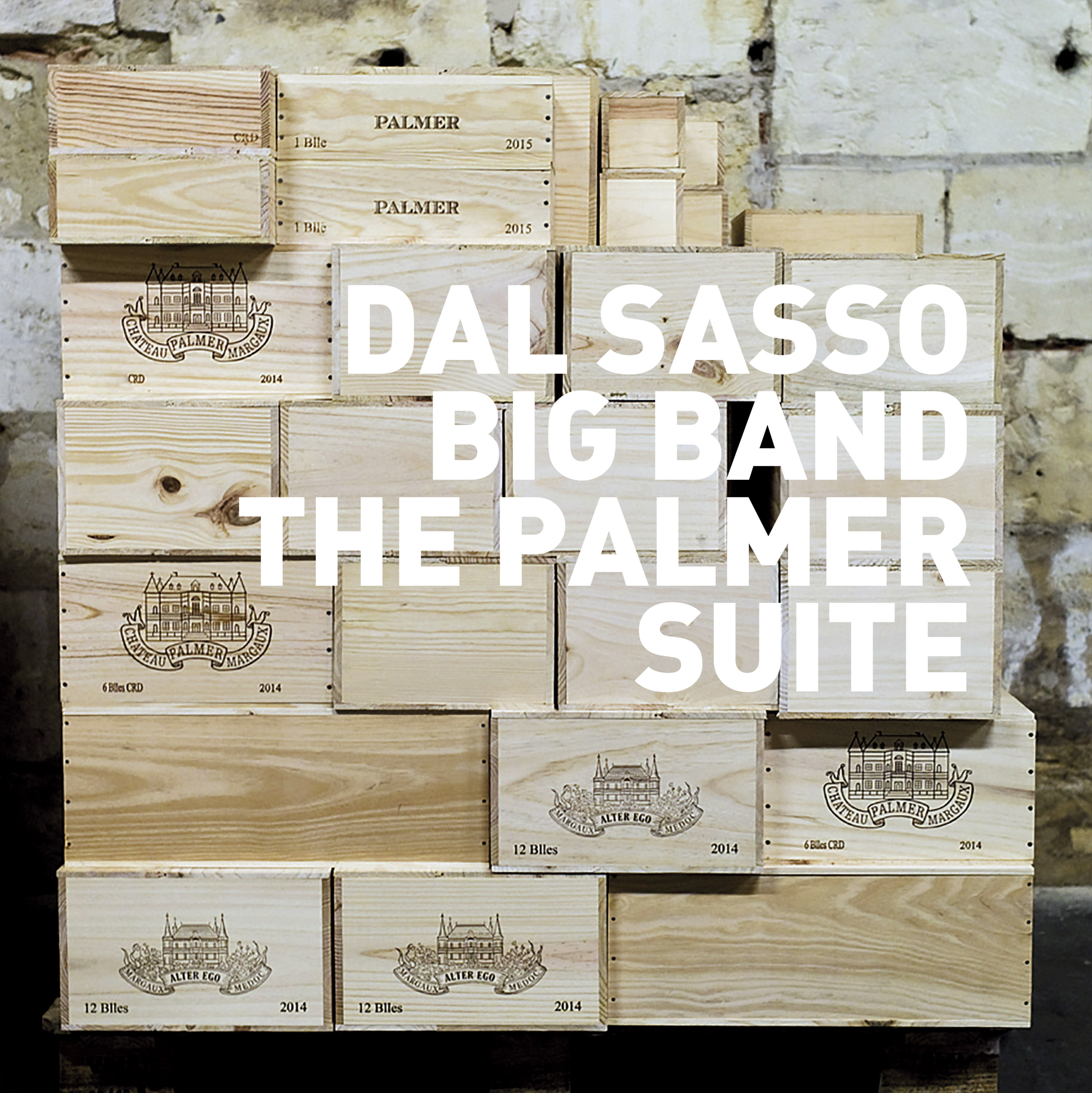 Dal Sasso Big Band « The Palmer Suite »
